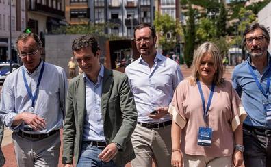 Maroto dice que asumirá el «ordenamiento territorial que existe» en Treviño