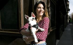 Los 'amores perrunos' de los famosos vizcaínos