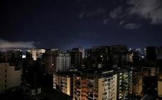 Venezuela soporta el quinto apagón desde el mes de marzo