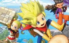 Dragon Quest Builders 2: construye tu propia aventura
