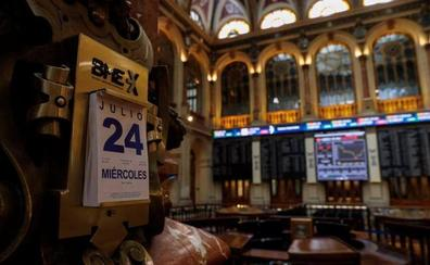 El Ibex conquista los 9.300 puntos impulsado por Repsol