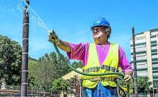 Más de 5.000 alaveses tienen riesgo de estrés térmico por trabajar al sol o junto a hornos