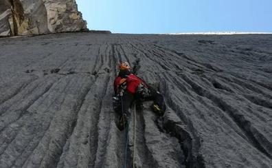 Los Pou abren una segunda ruta en los Andes peruanos