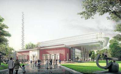 Entramos en el edificio futurista de Foster para el Bellas Artes