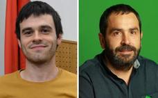 Víctor Trimiño e Iñaki Urgoiti toman posesión como nuevos concejales de Galdakao