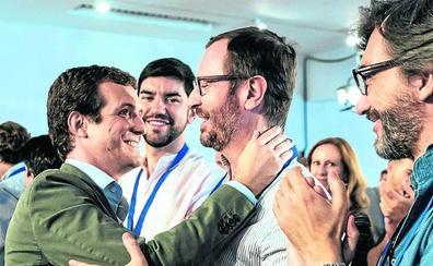 El PSOE irá a la vía judicial para revocar la designación de Maroto como senador