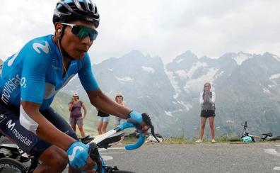 Nairo Quintana correrá el próximo año en el Arkéa-Samsic