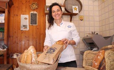 Aida Fuentes: «El pan se hace con cariño y pasión, ahí las mujeres somos únicas»