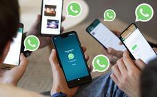 WhatsApp permitiría usar una cuenta de usuario en varios móviles a la vez