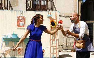 Nancho Novo y su 'Cavernícola', en el Festival del Humor de Araia