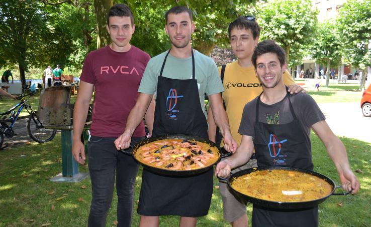 Arrigorriaga, una jornada festiva con muy buen gusto