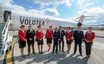 Volotea ofrecerá nueve destinos desde Bilbao en invierno