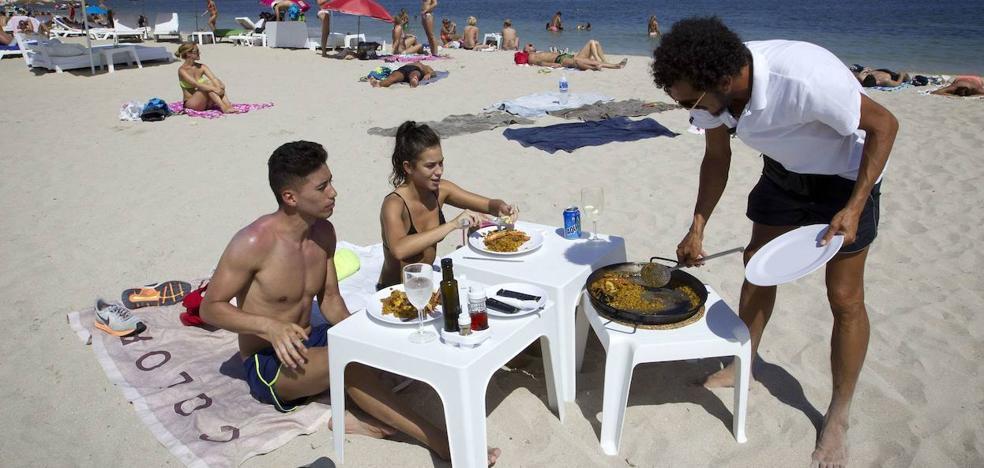 La caída de la demanda 'low cost' apuntala las dos Españas turísticas