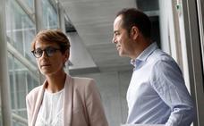 Bildu apuesta por abstenerse y asegura a la socialista Chivite la presidencia de Navarra