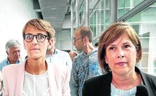 Chivite cierra el acuerdo de gobierno en Navarra y ahora necesita la abstención de Bildu