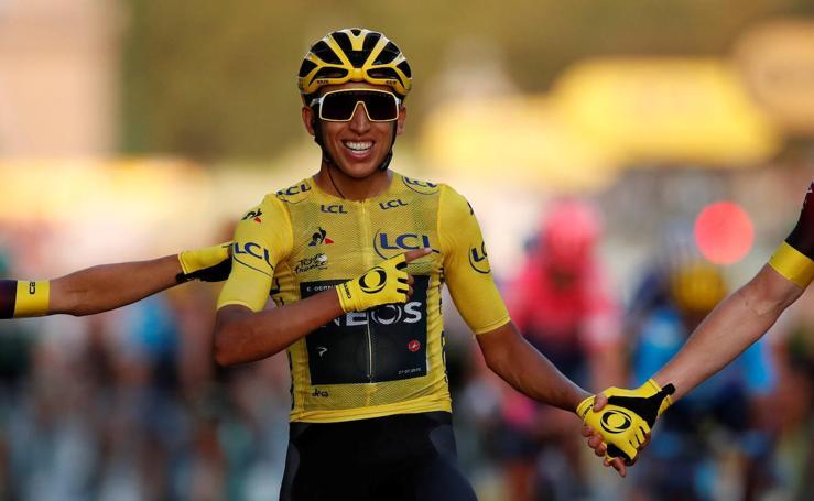 Bernal conquista el Tour de Francia