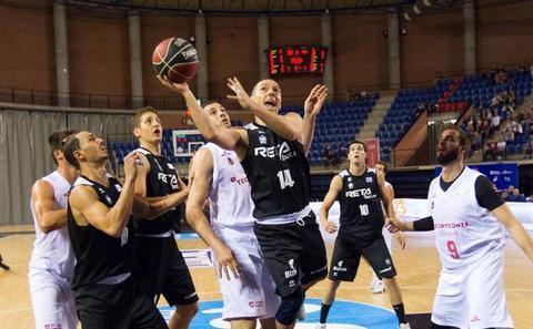 El Bilbao Basket y el Baskonia se enfrentarán el 14 de septiembre en la Euskal Kopa