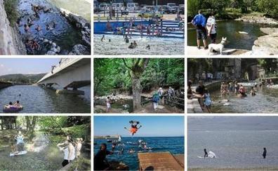 Diez pozas y piscinas naturales en cantabria para combatir la ola de calor