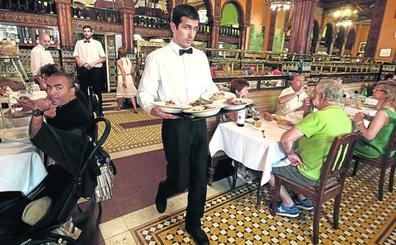 La hostelería avisa de la falta de formación en un sector que emplea a 30.000 camareros en Bizkaia