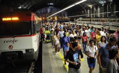 La huelga de Renfe afectará en Bizkaia a los trenes de Cercanías pero no a los de Larga distancia