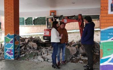 Santurtzi destina 275.000 euros a mejoras en colegios públicos