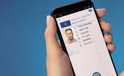 La DGT prepara una aplicación para llevar el carnet de conducir en el móvil