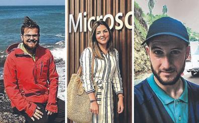 Decenas de jóvenes alaveses viajan cada año al extranjero en busca de experiencia laboral