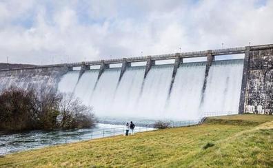 Los embalses tienen un 10% menos de agua que hace un año