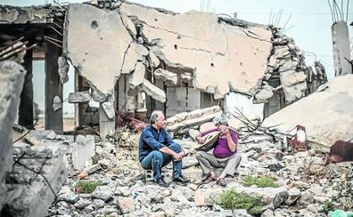 'Armonías para después de la guerra' gana el Festival de Roca