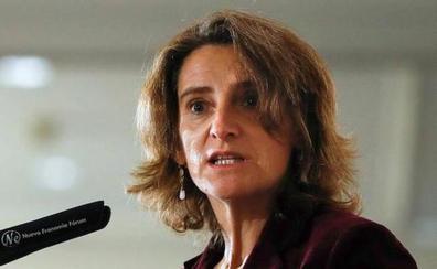 «Hay que acelerar el cambio, porque no hay tiempo», dice la ministra