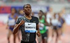 Semenya, derrotada por la justicia, fuera del Mundial de Doha