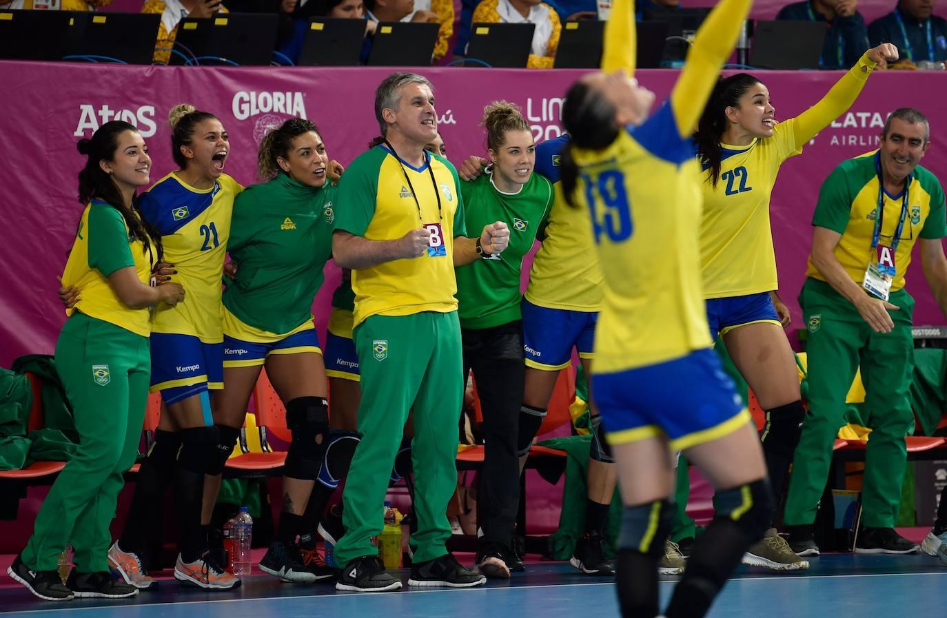 Brasil consigue el oro en los Juegos Panamericanos de la mano del bilbaíno Jorge Dueñas