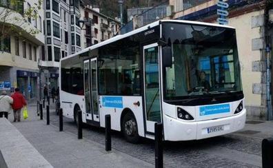 Una media de 2.790 personas suben al 'herribus' cada mes