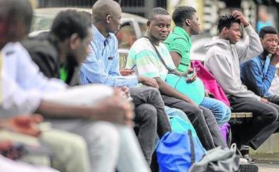 Irungo Harrera Sareak 1.487 migratzaile artatu ditu urteko lehenengo zazpi hilabeteetan