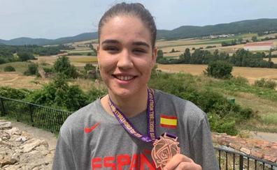 Nerea Hermosa: «Ganar un bronce mundial libera tanta adrenalina que nunca lo olvidas»