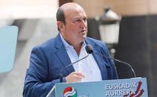 El PNV pide acabar con la «política destroyer» para llegar a acuerdos en Madrid y en Euskadi
