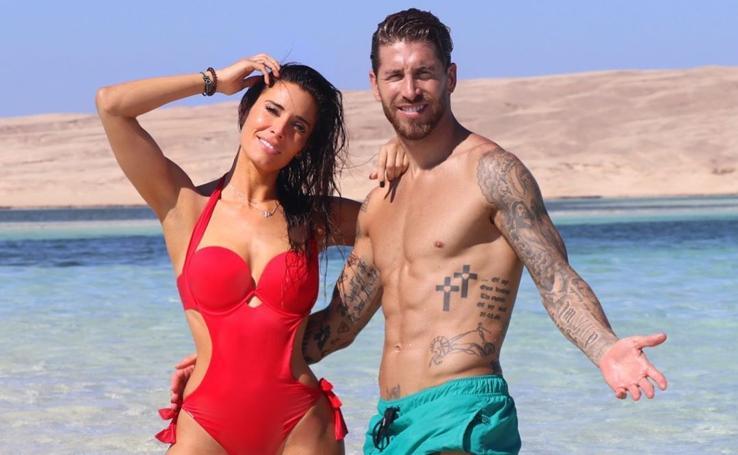 Desde futbolistas hasta modelos: así lucen palmito en la playa