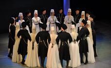 Goretz Balleta exhibirá sus bailes rusos esta tarde en Forua