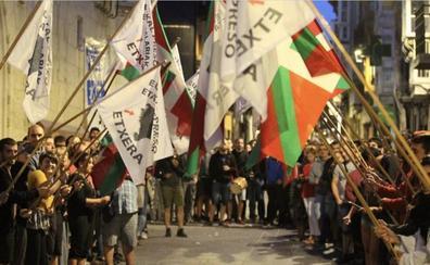 El PP denuncia un nuevo 'ongi etorri' en Vitoria