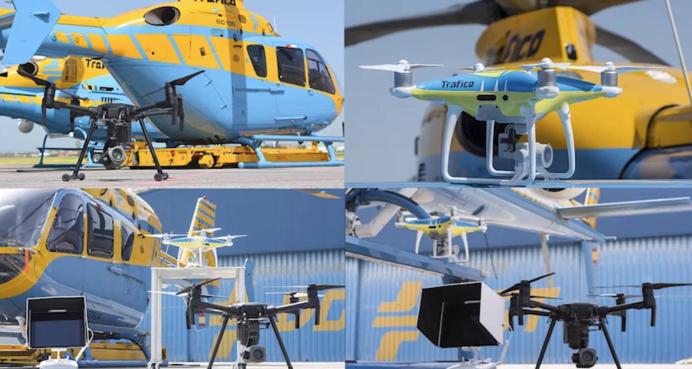 Los De Drones La Comienzan MultarEl A Correo Dgt E9DIH2