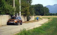 Miranda diseñara un nuevo camino de acceso a La Picota y adecuará el de Ircio a La Arboleda