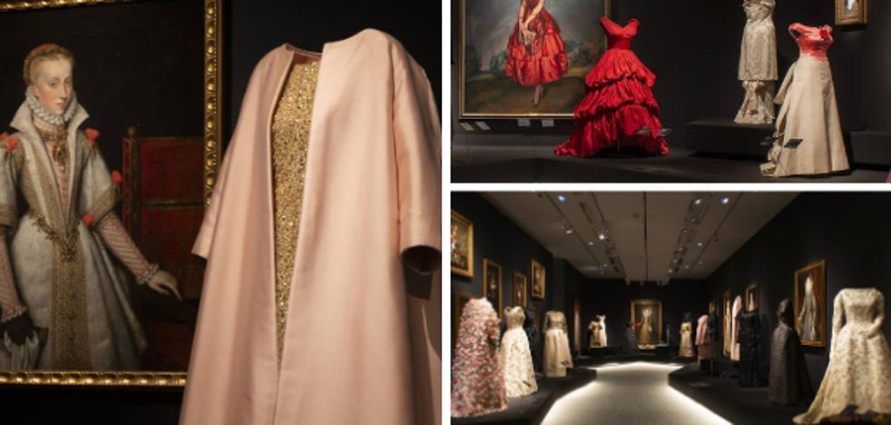 El alavés que descubrió la «belleza» de la alta costura con Givenchy