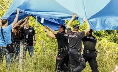 «Sophia Lösche murió a las pocas horas de subir al camión», dicen las forenses sobre la joven aparecida en Álava