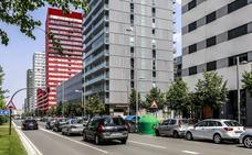 Vitoria acuerda con los promotores aumentar la densidad de los barrios nuevos
