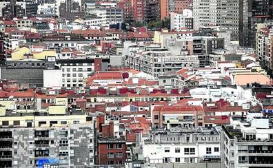 El precio del alquiler se estabiliza en torno a los 1.000 euros al mes en Bizkaia
