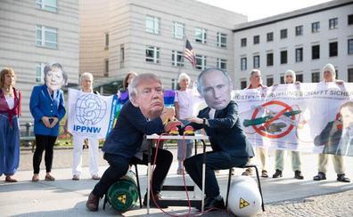 La OTAN «no quiere una carrera armamentística» nuclear tras el final del acuerdo entre EE UU y Rusia