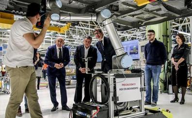 González garantiza el futuro y la producción en Mercedes pese a la «ligera» caída de pedidos