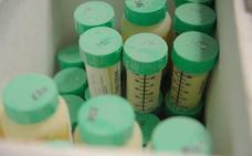 El banco de leche materna de Euskadi ha recogido 218 litros en seis meses