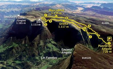Cuevas, cascadas y hasta una ancestral lobera en Moscadero