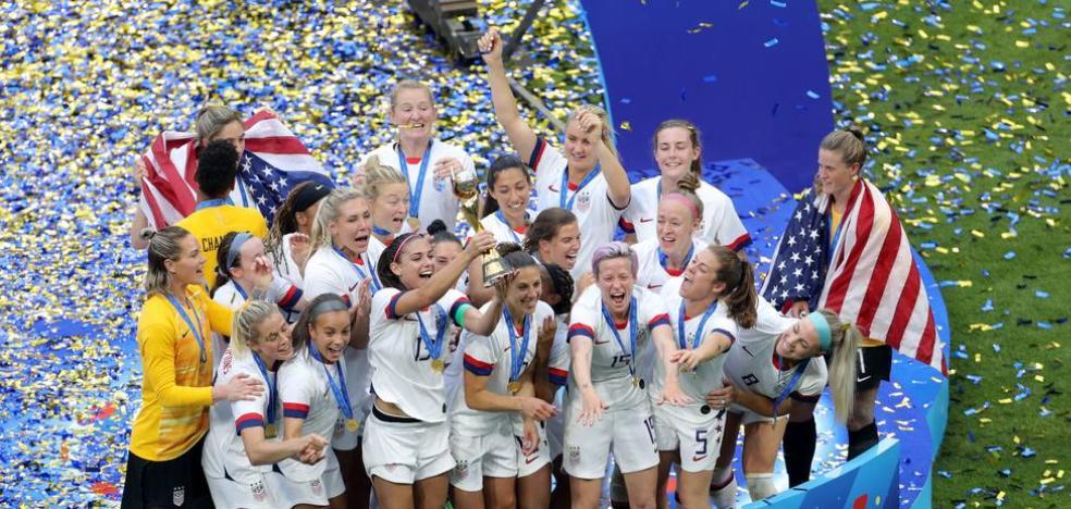 El Mundial, cada vez más grande